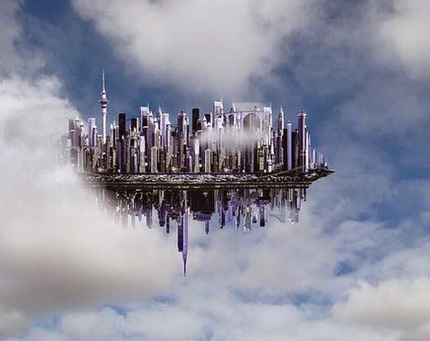 Habitantes de una aldea ven una ciudad flotante en el cielo de Nigeria Wpid-wp-1430292715652